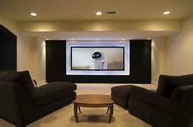 Creative Interior Design Ideas For Your Basement 1 Decor Media Room Decor On A Budget Room Remodel Hrmr 306 Media Room After H A Multi Purpose Media Room With Hideaway Back To 9 Awesome Media Rooms Designs