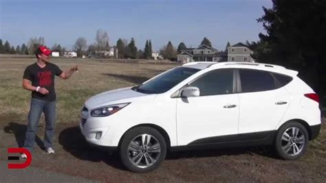 heres   hyundai tucson review  everyman driver