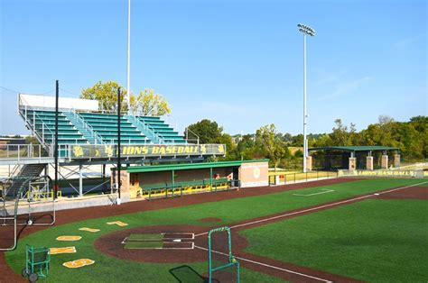 Deck Batting Cages Winfield Mo by Missouri Southern State Baseball Stadium Cga