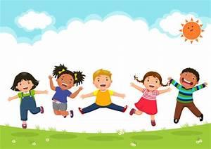 Best Cartoon Kids Illustrations, Royalty-Free Vector ...