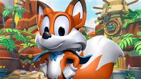 tale super lucky tail ps4 xbox fairy luckys game launch trailer jeux e3 ign november microsoft games coming jeuxvideo gamer