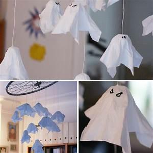 Décoration Fait Maison : idee decoration halloween fait maison ~ Carolinahurricanesstore.com Idées de Décoration