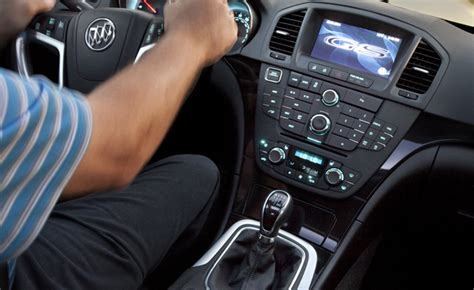 Buick Regal Manual Transmission by Buick Sticks To Stick Shifts To Offer Choice Performance