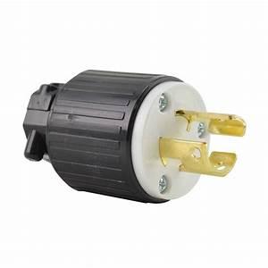 Superior Electric Yga026 Twist Lock Electrical Plug