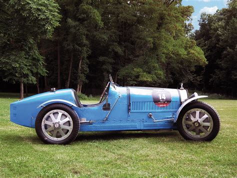 The Eccentric Ettore Bugatti Makes A Unique Car Brand