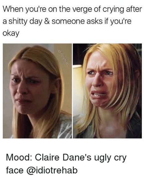 Claire Danes Cry Face Meme - 25 best memes about claire danes claire danes memes
