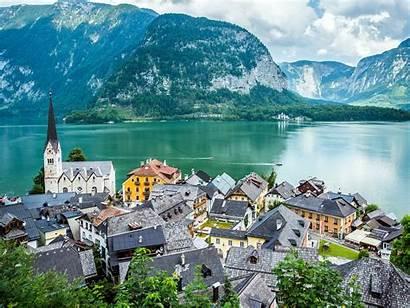 Europe Places Austria Hallstatt Getty