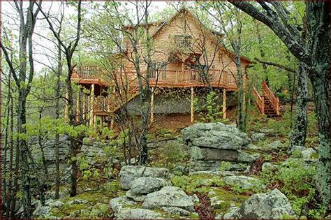arkansas mountain cabins ozark bluff dwellers cabin rentals