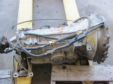 removing transmission  lincoln ls service manual