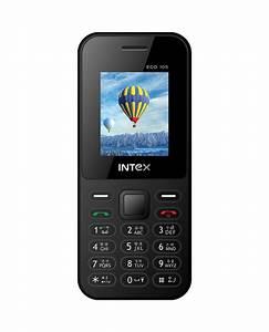 ECO 105 | Intex Feature Phones | Intex
