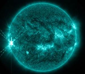 Solar flares: First X-class flares in months