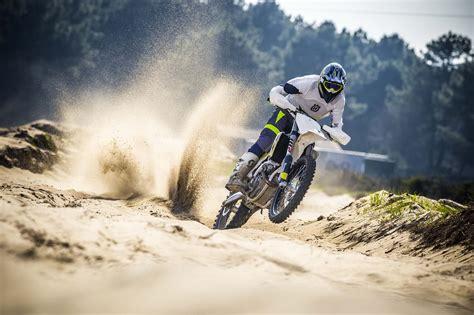 Husqvarna's 2017 Motocross Line Features Traction Control