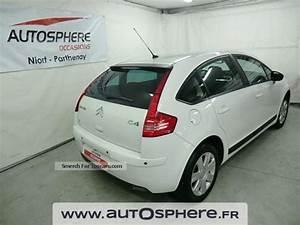 Citroën C4 Millenium : 2010 citroen citro n c4 1 6 hdi92 millenium car photo and specs ~ Gottalentnigeria.com Avis de Voitures