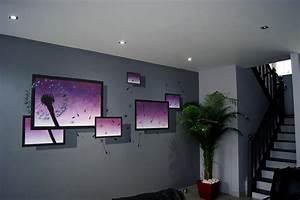 sublime les murs prennent vie avec les peintures murales With peinture sur les murs