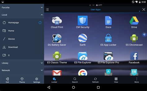 file explorer android es file explorer manager pro apk for android