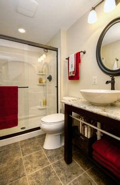 bathrooms  red house remodeling  pinterest powder