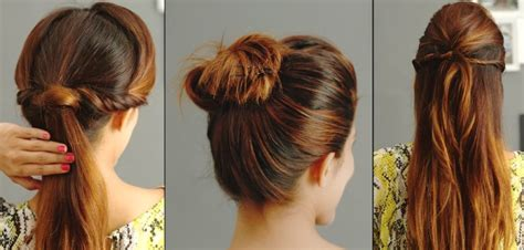 Try These Easy And Simple Hairstyle To Kurti If You Want