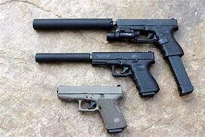 using a suppressor on a glock .22 conversion?