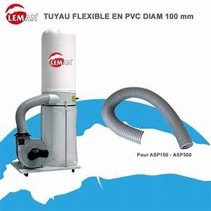 Tuyau Pvc Souple : tuyau flexible en pvc souple diam 100 mm 090005 leman ~ Melissatoandfro.com Idées de Décoration