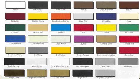 peterbilt color chart html autos post