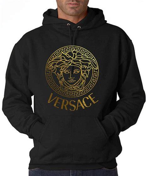 versace men sweatshirt hoodie tshirt shirt size xl