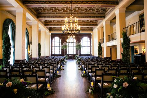 wedding venue review  ebell  los angeles