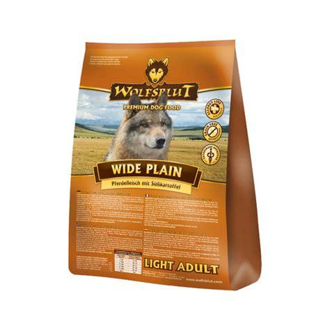 wolfsblut wide plain light adult hund bestellen