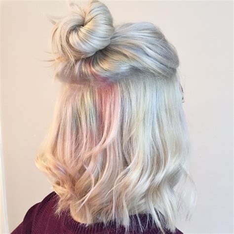 25 Best Ideas About Pastel Hair On Pinterest Pretty