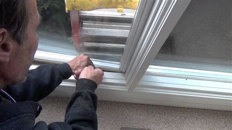 replace sash   weather shield  moving casement window youtube
