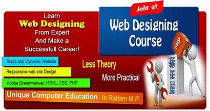 Web Designing Course Computer Development Training Ratlam