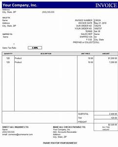 Invoice template excel download free printable invoice for Free invoice template microsoft office invoice template