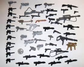 Star Wars Toy Weapons