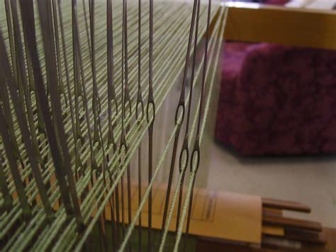 Wire Harnes Weaving by Heddles Heddels