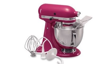 Kitchenaid Attachments At Kohl S by Kohl S Black Friday Kitchenaid Stand Mixers As Low As