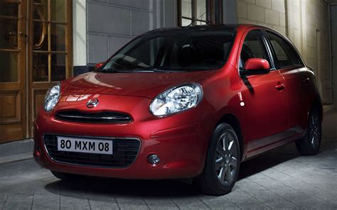 Nissan Micra Elle Special Edition Hd Wallpapers Hd Car