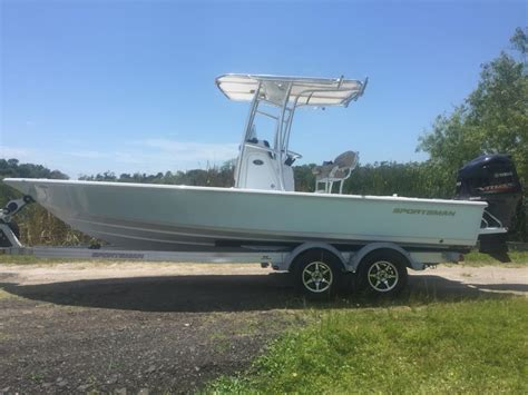 Boats For Sale In Florida by Sportsman Boats 234 Tournament Boats For Sale In Florida