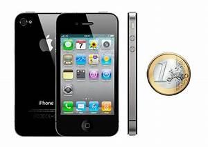 Telephone A 1 Euro : bon plan l 39 iphone 4s 1 meilleur mobile ~ Melissatoandfro.com Idées de Décoration