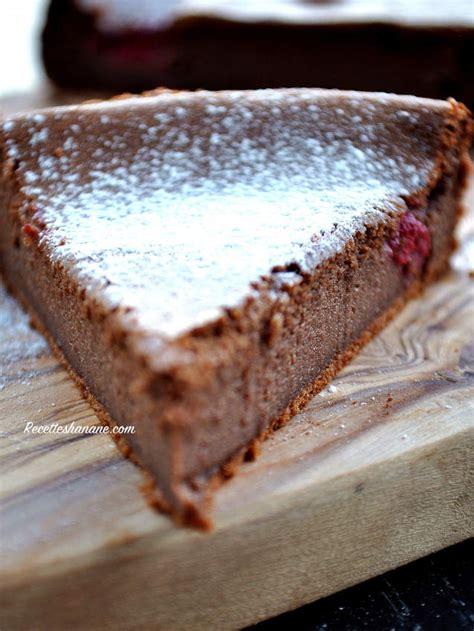dessert chocolat sans farine fondant au chocolat et 224 la ricotta sans farine recettes hanane fondant ricotta and patisserie