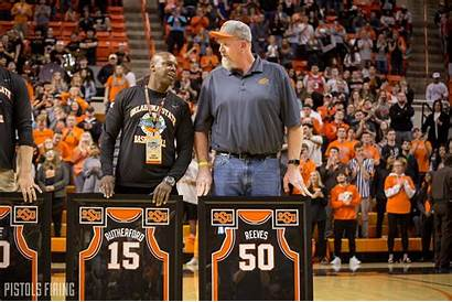 Oklahoma State Basketball Players Number Wear Each