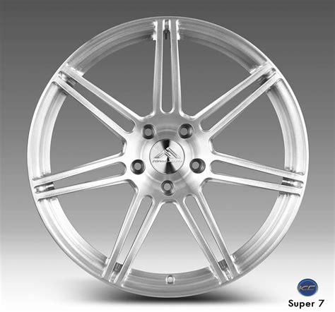 koncept cars monoblock forged concave wheels porsche