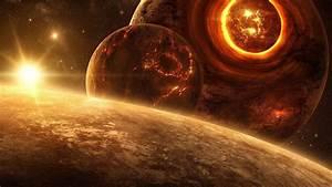 10 terrifiante Planètes que Vous ne voudriez pas visiter ...