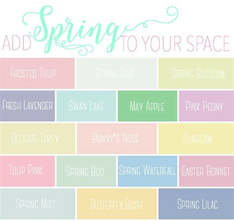 pastel color codes add to your space 20 fabulous paint colors