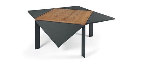 table carree design avec rallonge table loto carr 233 e avec top en bois wildwood avec ou sans rallonges