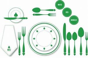 37 Best Images About Table Settings Diagram On Pinterest