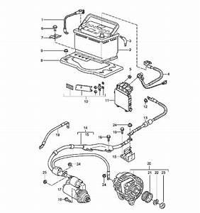 Porsche Boxster Battery Wiring