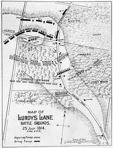 Map of Lundy's Lane Battle Grounds: War of 1812 Bicentennial