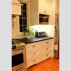 Bhg Kitchens Microwave Nook Built In Breakfast Kitchen Ideas