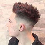 Drop Fade Haircut Styles for Short Men