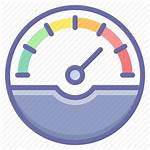 Gauge Speed Icon Dash Icons Dashboard 512px