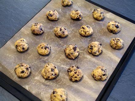 recette pate a cookie cookies au chocolat et aux noix 171 cookismo recettes saines faciles et inventives